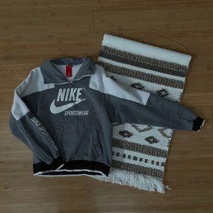 Nike Sportswear 1/4 Zip Sweatshirt